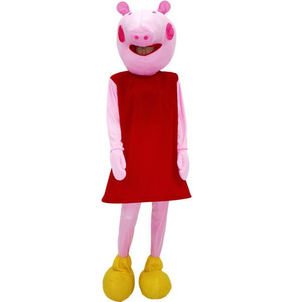 Noleggio Mascotte Peppa Pig