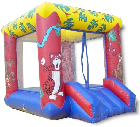 Noleggio gonfiabile piscina con palline jungle - Piscina con palline per adulti ...
